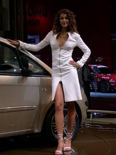 Les plus beaux mod les du dernier salon de l 39 auto de paris le wiki de le - Les modeles de salon ...